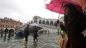 В Венеции объявят режим стихийного бедствия - ФОТО