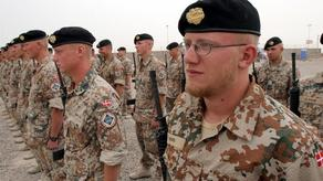 დანიელი სამხედროები ერაყის ალ-ასადის ბაზაზე ბრუნდებიან