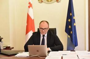 Georgia-Azerbaijan-Turkey - trilateral meeting
