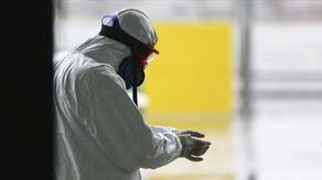 Количество инфицированных COVID-19 в Украине увеличилось до 31 154