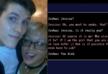 კანადელმა მწერალმა 8 წლის წინ გარდაცვლილ შეყვარებულს მისწერა და პასუხიც მიიღო