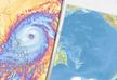 ოლიმპიურ ტოკიოს ძლიერი ტაიფუნი უახლოვდება
