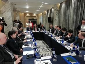 Meeting of the ruling party and the opposition - VIDEO