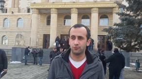 Задержанному на акции 28 ноября активисту присуждено заключение