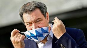 В Германии штраф за нарушение правила ношения маски возрос до 250 евро