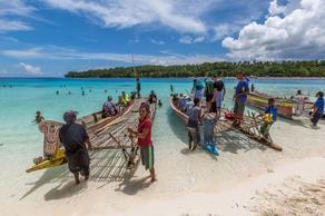 კუნძულმა ბუგენვილმა პაპუა-ახალი გვინეისგან დამოუკიდებლობა გამოაცხადა