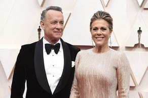 Tom Hanks and Rita Wilson became honorary citizens of Greece