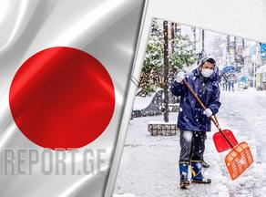 იაპონიაში ახალი წლის ღამეს დიდ თოვლს ელოდებიან