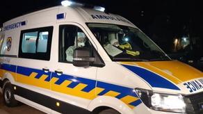 33-year-old displaying coronavirus symptoms transported to Tbilisi
