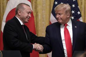 Trump and Erdogan's telephone conversation