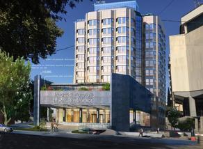В здании бывшего министерства экономики будет открыта гостиница