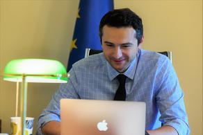Каха Кучава поздравил Николоза Басилашвили с победой