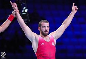 Лаша Гобадзе получил лицензию на участие в Олимпийских играх