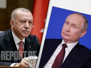 Issues Erdogan and Putin will discuss in Sochi