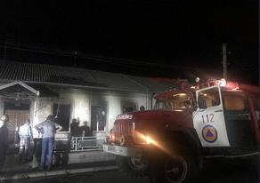 Беспорядки в Ахалкалаки - сожжены дома и отель