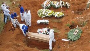 ბრაზილიაში 24 საათში COVID-19-ით 34 918 ადამიანი დაინფიცირდა