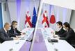 ფინანსთა მინისტრი საქართველოში იაპონიის ელჩს შეხვდა