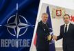 ირაკლი ღარიბაშვილი NATO-ს სამხედრო კომიტეტის თავმჯდომარეს შეხვდა