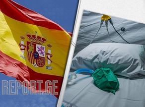 ესპანეთში გარდაიცვალა მამაკაცი, რომელმაც კორონავირუსით ინფიცირებულების გამყოფილება დაწვა