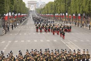 საფრანგეთში 14 ივლისის ბასტილიის დღეს მედპერსონალთა ხსოვნის დღე შეცვლის