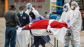 აშშ-ში 24 საათში COVID-19-ით 2 257 ადამიანი გარდაიცვალა