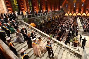 В этом году Нобелевский банкет не состоится
