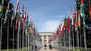 50th round of international negotiations in Geneva