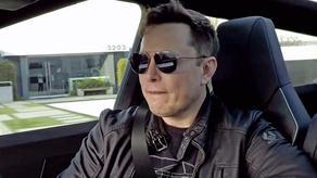 Илон Маск: Появление беспилотных автомобилей неизбежно
