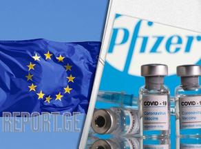 ევორკავშირში Pfizer-ის 1,8 მილიადრი დოზა ვაქცინის მიწოდებას საფრანგეთი აჭიანურებს -Die Welt