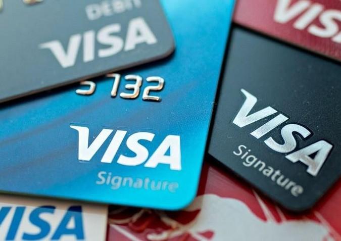 Visa-ს კვარტალური მოგება 9%-ით გაიზარდა