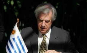 Uruguay ex-president Tabaré Vázquez dies