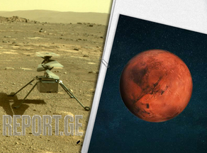 Estimated time of drone to fly to Mars - VIDEO