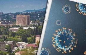 Abkhazia sees spike in daily coronavirus cases and deaths