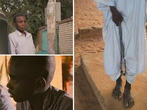 ჯაჭვით დაბმული, ნაცემი და ნაწამები ბავშვები ისლამურ სკოლებში - PHOTO - VIDEO