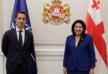 პრეზიდენტი NATO-ს გენერალური მდივნის წარმომადგენელს შეხვდა