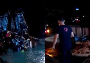 Спасатели нашли в Мтквари утопленную машину
