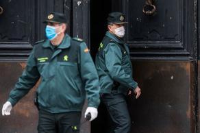 ესპანეთში ტერორიზმში ეჭვმიტანილი დააკავეს