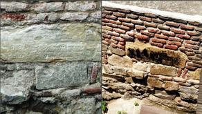 თბილისში მე-8 საუკუნის არაბული წარწერა გუდრონით გადაღებეს