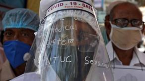 В Индии зарегистрировано рекордное количество новых случаев COVID-19