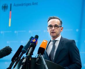 """გერმანიის საგარეო მინისტრი: """"გთხოვთ, დარჩით სახლში"""""""