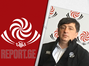 Ioseb Tkemaladze elected as President of the Rugby Union