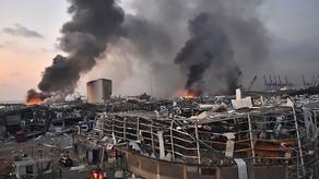 Reuters: ლიბანის ხელისუფლებამ საშიში ტვირთის შესახებ აფეთქებამდე იცოდა