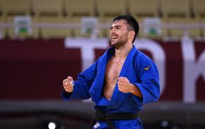 Важа Маргвелашвили выиграл серебро Олимпиады в Токио