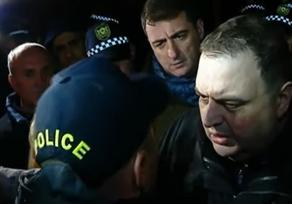 გუბაზ სანიკიძე პოლიციას: ახალგაზრდებს დიდგორზე ველაპარაკებოდი, რა პრეტენზიით მოხვედით