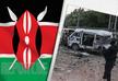 კენიაში ვერტმფრენის ჩამოვარდნას 10 სამხედრო ემსხვერპლა