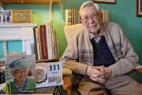 111 წლის ბრიტანელი მსოფლიოს ყველაზე ასაკოვან ადამიანად დასახელდა
