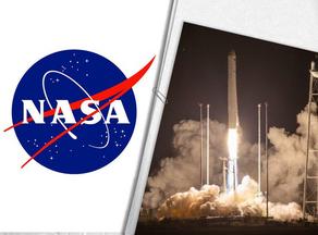 NASA-მ უკრაინულ-ამერიკული წარმოების რაკეტა კოსმოსში გაუშვა  - VIDEO