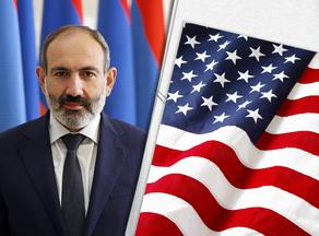 Николь Пашинян надеется на США