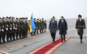 Giorgi Gakharia's official visit to Ukraine