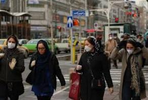 2 612 new cases of COVID-19 in Iran